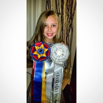HCGC 4th grader wins the 2019 Year End Grand Champion Award