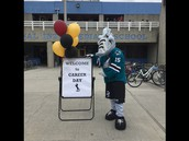 San Jose Barracuda's Mascot