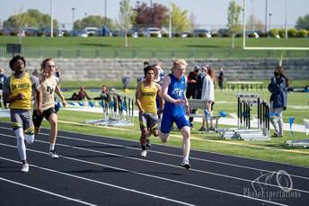 Boys Blazer Track and Field