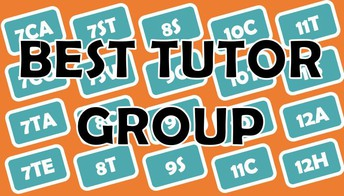 Tutor Group Winners