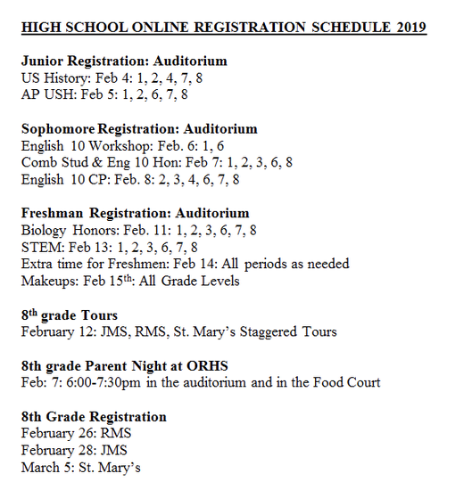 Lenoir County Calendar And Court Dates For January And February 2020 Wildcat iNews for 2 4 2019   Oak Ridge High School