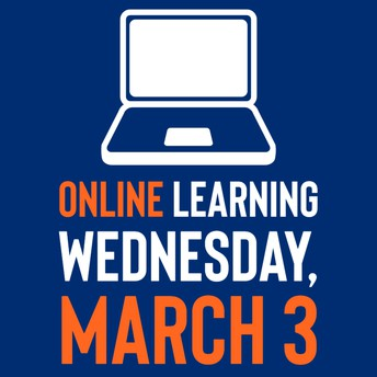 online learning march 3 graphic