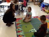 Identifying numerals and matching
