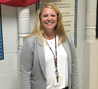 Julie Chambers: Kindergarten