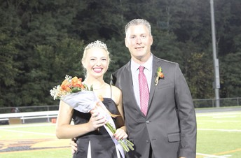 Homecoming Queen - Mikayla Landers