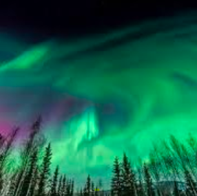 Take in the Northern Lights