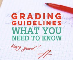 Grading Guidelines due to Covid-19