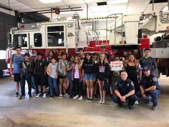 Firehouse Trip