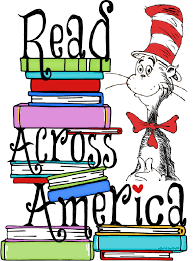 Read Across America Day--Friday, March 1st