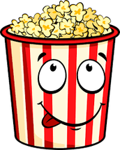 April 13, 2017 ~ POPCORN THURSDAY