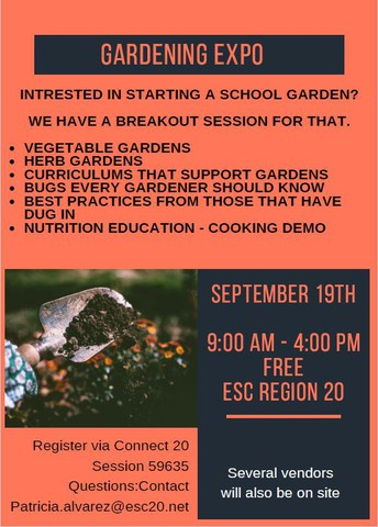 Do You Want Your Child's School to Have a School Garden?