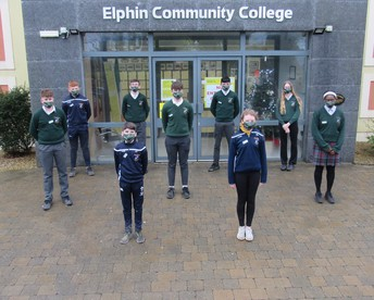 Enhanced Engagement with Online Teaching and Learning at Elphin Community College