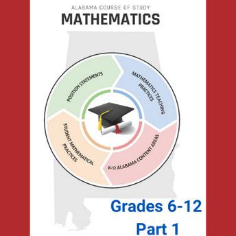 2019 ALCOS: Mathematics Overview (Grades 6-12) Part 1