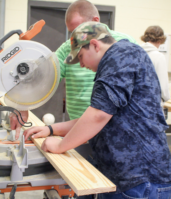 Design and Build Academy at Middleburg High School