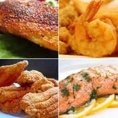 Tuesday Seafood Night!!