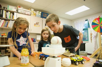 STEM Night was Out of This World at RES