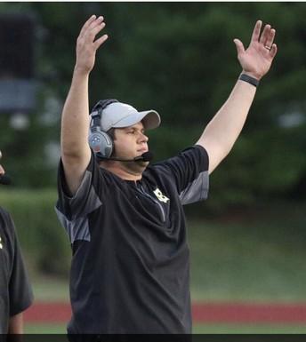 Brent Chojnacki Named Next Head Football Coach