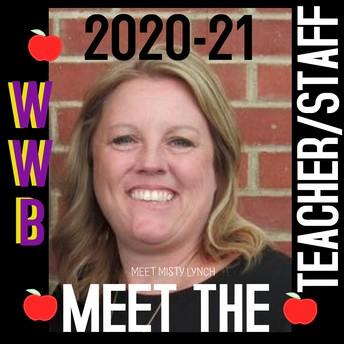 Ms. Lynch, English Language Learner Teacher