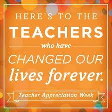 SVE Teacher Appreciation Week!