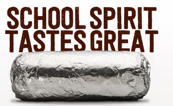 Save the Date - PTA Chipotle Fundraiser