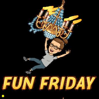 Fun Friday at 10:00