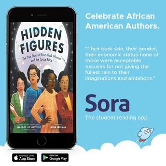 Hidden Figures is also an ebook