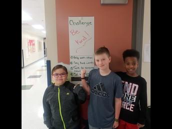 Kindness Challenge!