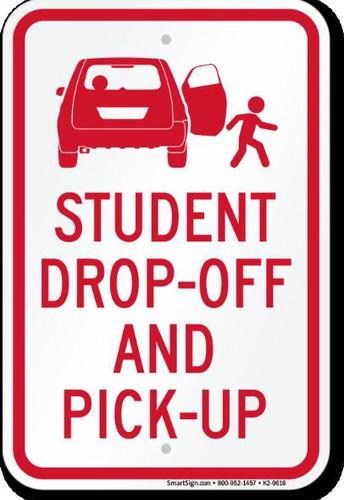 Parent Drop Off/Pick up