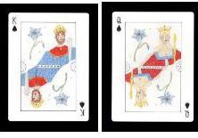 Baily Vinje, Playing Cards, Art Portfolio