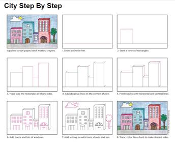 City step-by-step