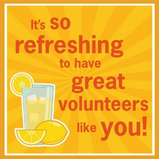 Don't Forget to RSVP to the Volunteer Breakfast