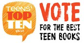 Teens:  Vote for your favorite book now!