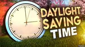 Daylight Savings by Kaitlyn Felten - 8th Grade