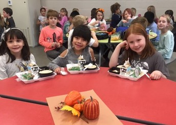 Grade 1 Feast