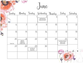 June Dates