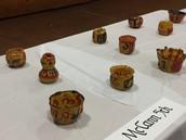 Columbus Park Pinch Pot Pottery Show