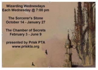 Wizarding Wednesdays