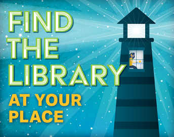 Find The Library @ Your Place: Our School Libraries During COVID-19