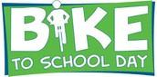 Bike to School Day! Wednesday, May 10!