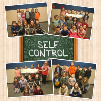 Character Trait Students - January