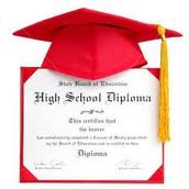 Diploma Cards