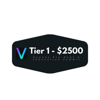 Tier 1 Sponsor