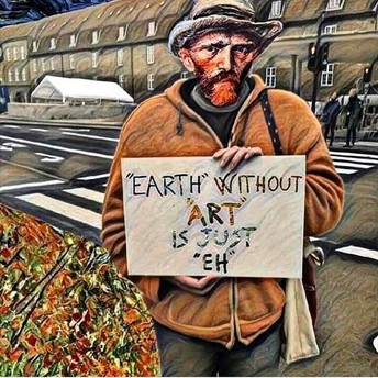 Art Matters by Anonymous Donor - aka Internet