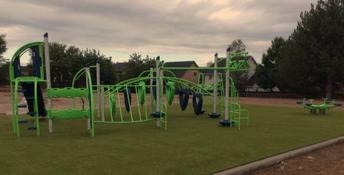Playground Supervisor