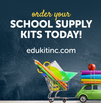 EDUKIT SCHOOL SUPPLY KIT - 21/22 SCHOOL YEAR
