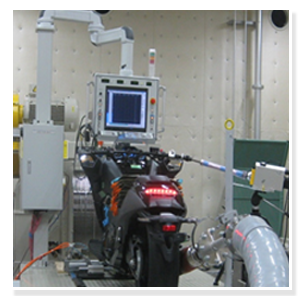 Chassis Dynamometer System for 2-wheeler