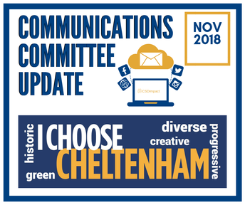 Stay Informed: November Communications Committee Meeting