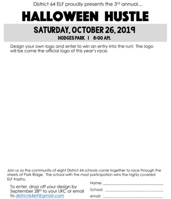 Halloween Hustle Design contest!