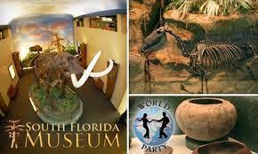 Florida South Museum -  4th grade