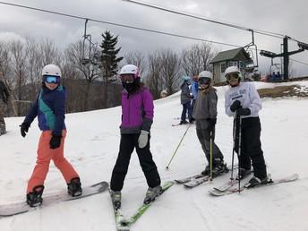 Sixth Grade Ski Trip